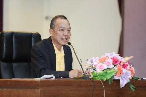 โครงการกระทรวงแรงงานร่วมขับเคลื่อนประเทศไทยให้ใสสะอาดปราศจากทุจริต (Zero Tolerance & Clean Thailand)